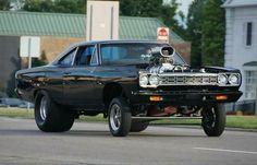 Roadrunner gasser, nice.......