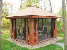 patio avec moustiquaire - Recherche Google