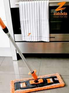 Zabada Clean! A Safer, Greener and Easier Way to Clean!