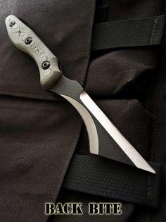 Tops Knives - BACK BITE