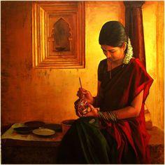 Elayaraja Paintings