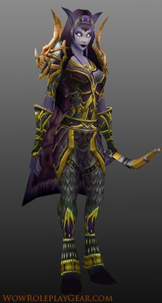 Netherscale Armor (for Xue)