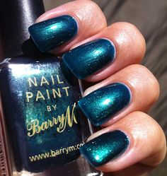 Barry M - Racing Green