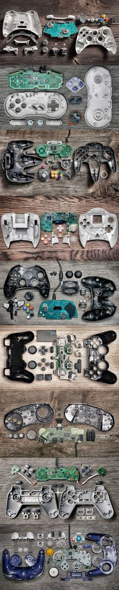 Anatomy Of Controllers By Brandon Allen