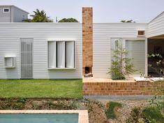 Outdoor Rooms, Outdoor Decor, Outdoor Areas, Outdoor Living, Small Entry, Interior Design Awards, Queenslander, Weatherboard House, Street House