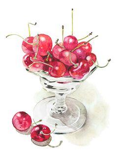 Bowl of Cherries/Ayako Tsuge