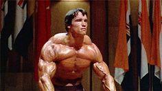 Arnold Schwarzenegger Blueprint Trainer Day 54