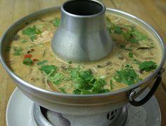 Recipe: Tom Ka Kai (Tom-Kha-Gai) chicken coconut soup
