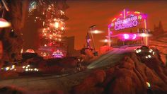 Trials of the Blood Dragon Video Game