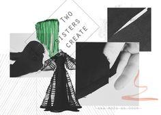 MOODBOARD OXA NR.8 #moodboard #inspiration #fashion #vintage #graphics #design #minimal #oxablog #blog #blogging
