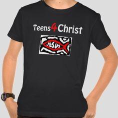Teens4Christ Agrainofmustardseed.com Tee