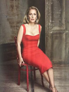 "stellagibsonsgirlfriend: "" Gillian Anderson for Evening Standard Magazine, 11.12.2015 """