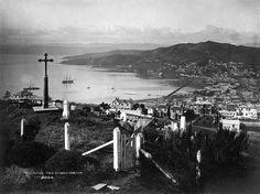Wellington, 1885 | Flickr - Photo Sharing!