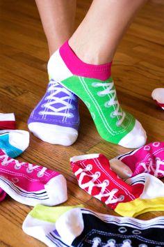simple socks are still cute