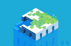 isometric gifs, hexels gifs, processing gifs, vector gifs, procedural animation gifs, animated gifs, original gifs