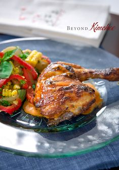 Peri Peri Chicken...uses little fresh hot peppers..u[pdate...made today 21/8/12 using a mix of hot peppers from my garden...AWESOME!