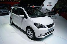 SEAT Mii Ecofuel - Geneva Motor Show 2013