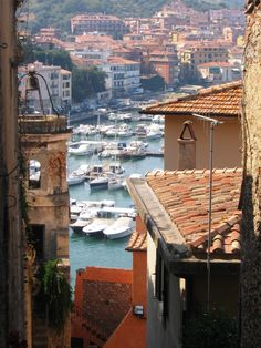 Porto Ercole, Monte Argentario, Grosseto, Tuscany