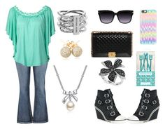 """""""Untitled #17"""" by maddyjohnson2003 on Polyvore"""