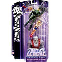 DC Super Heroes Justice League Unlimited Action Figure 3-Pack with Green Arrow, Supergirl & Ultra Humanite [Purple Card] JLA,http://www.amazon.com/dp/B0011EO1KE/ref=cm_sw_r_pi_dp_dmartb06X8R15GWF
