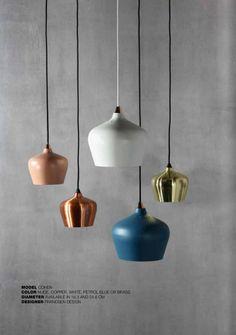 Frandsen Hängelampe Cohen in 2 Größen SD32598.2   Deckenleuchten   Lampen   Möbel  