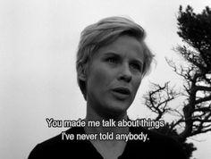 Persona, Ingmar Bergman (1966)