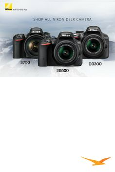 Be sure to checkout our Nikon DSLR collection!