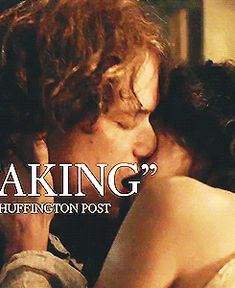 Yes, ANOTHER Outlander kiss - Season 1, Part 2