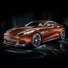 Aston Martin Vanquish - Cars & Motorcycles Pictures