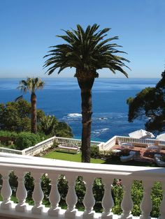 Overlooking the Atlantic Ocean and situated in the heart of one of the most exclusive suburbs, Bantry Bay, this elegant mansion is just ten minutes away from the V Waterfront and walking distance to Clifton and Camps Bay beaches. Ellerman House, South Africa