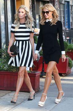Paris and Sister Nicky Hilton