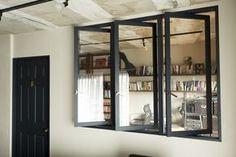fenêtres pour mur extérieure de la véranda