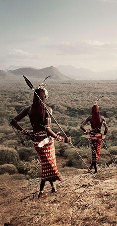 Jimmy Nelson (1967) is een Brits fotograaf en fotojournalist. Hij is vooral bekend van zijn boek Before They Pass Away, waarvoor hij tweeënhalf jaar de wereld over reisde en 35 inheemse stammen fotografeerde.