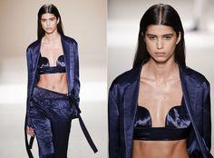 Aunque en 2010 Victoria Beckham se comprometió a no contratar modelos demasiado…