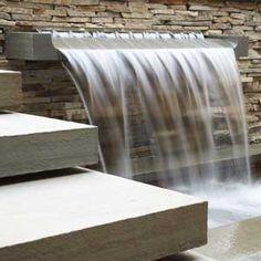 Fantastisk vannfall