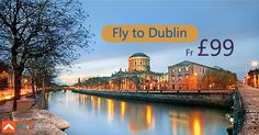 Book cheap flights from London to Dublin with Dream World Travel.Find Cheap  Flight Deals on all major airlines.  #Cheap #Flights #To #Dublin #CheapFlights #To #Europe