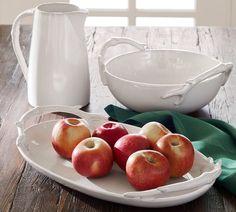 Antler Handled Serving Platter