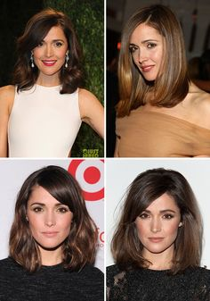 how to style a long bob
