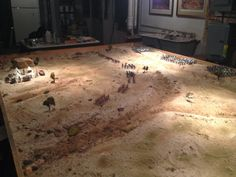 colonial wargaming: Sand table wargaming Sand Table, Game Terrain, 40 Years, Colonial, Sandbox