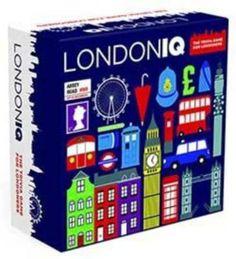 London IQ game (KIT):9781452124599