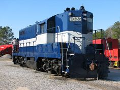Of the 2,734 GP7's built, 2,620 were for American railroads (including 5 GP7B units built for the Atchison, Topeka and Santa Fe Railway), 112 were built for Canadian railroads, and 2 were built for Mexican railroads.  This was the first model in EMD's GP (General Purpose) series of locomotives. Concurrently, EMD offered a six-axle (C-C) SD (Special Duty) locomotive, the SD7.