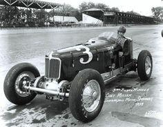 1938 Indy 500 Chet Miller