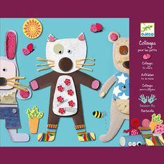 koláže pro nejmenší | Dětské hračky pro holky i kluky | ookidoo.com