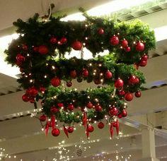 Church Christmas Decorations, Christmas Window Display, Christmas Centerpieces, Christmas Wreaths, Christmas Crafts, Christmas Ornaments, Christmas World, Christmas Thoughts, Summer Christmas