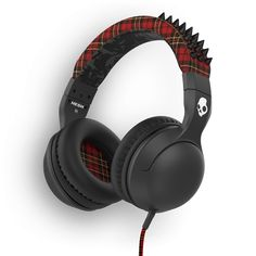 Skullcandy Hesh 2 Over-Ear Headphones - Black/Plaid - SurfSection ...