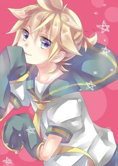 Len Picture from len kagamine. Len is cute! Vocaloid Len, Kagamine Rin And Len, Kaito, Aoki Lapis, Vocaloid Characters, Mikuo, Cosplay Tutorial, Kawaii, My Themes