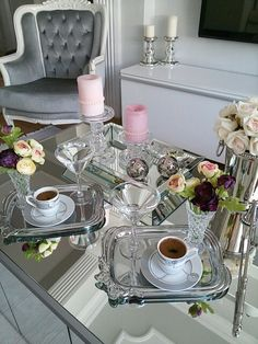 Kahve Relax, Cafetiere, Living Rooms, Sweet Home, Table Settings, Table Decorations, House, Ideas, Lounges
