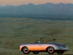 Porsche 356 Roadster №1 '1948