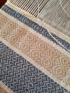 handwoven tea towels - Google Search