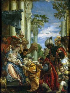 Поклонение волхвов Веронезе.jpg (1099×1476)
